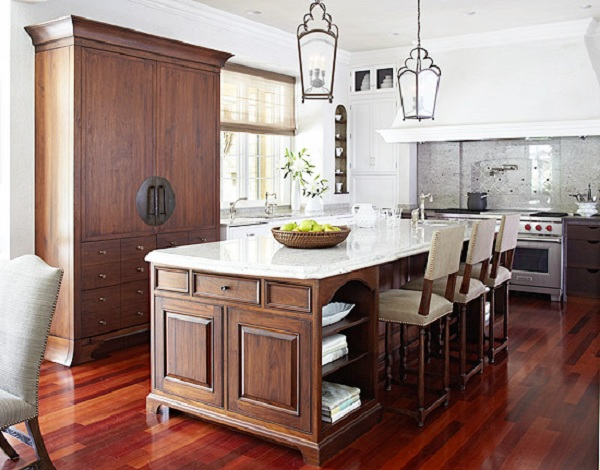 Kitchen Island 4 X 8 keep your kitchen island a manageable size - haskell's blog