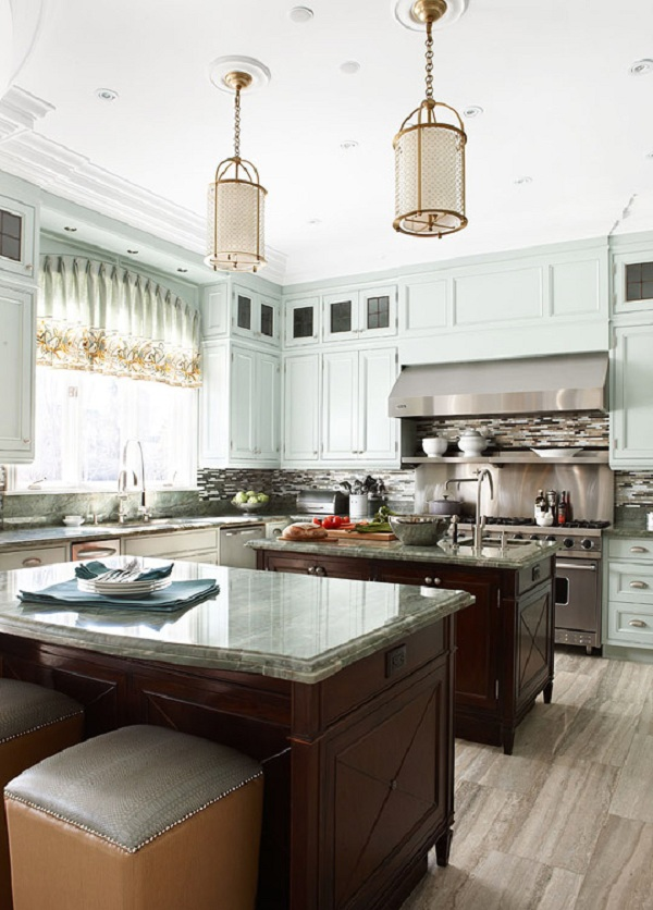 Keep Your Kitchen Island A Mangeable Size Haskell Interiors Blog