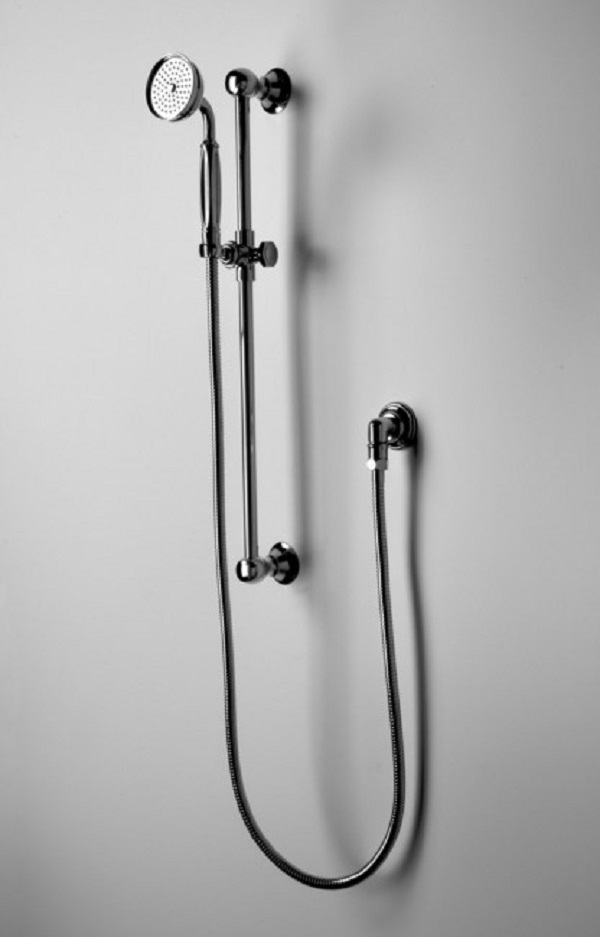 Every Shower Should Have A Handheld Shower Head With A Slider Bar.