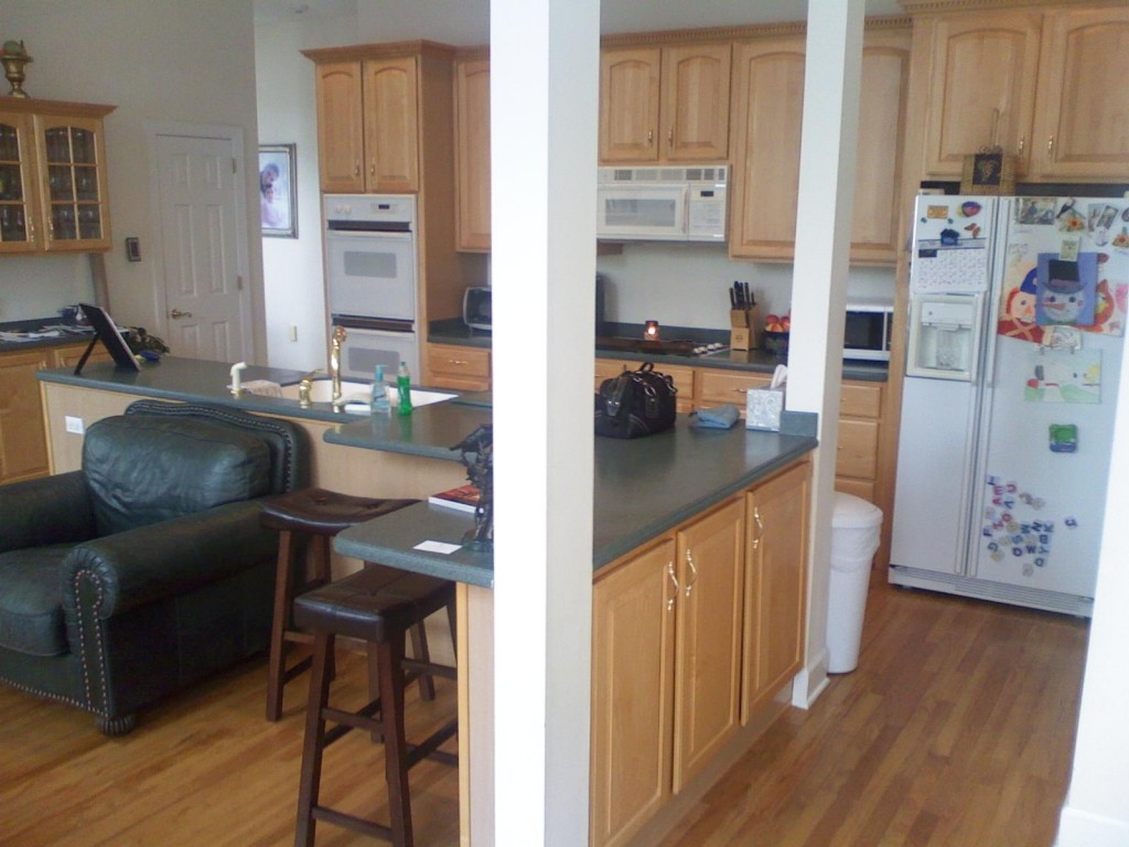 Kitchen Transformation Before And After: Kitchen Transformation Before And After
