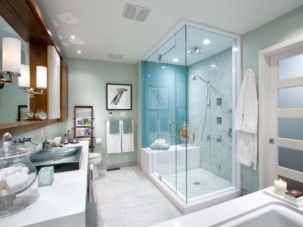 Master Bathroom: Luxury Retreat - Haskell\'s Blog
