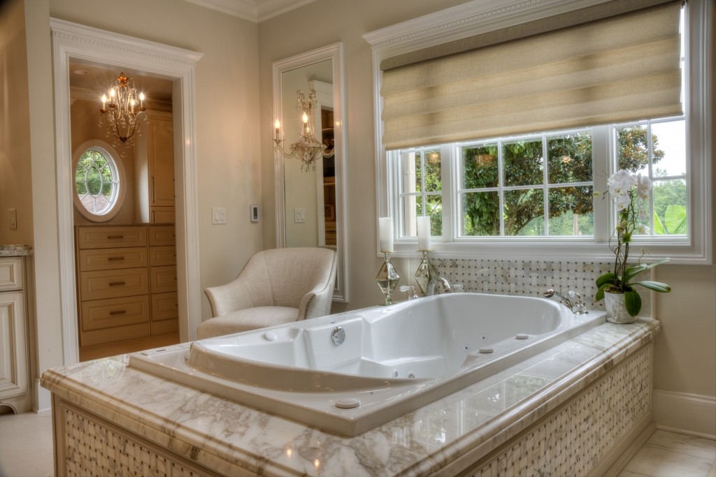Luxury Master Bathroom Suites master bathroom: luxury retreat - haskell's blog