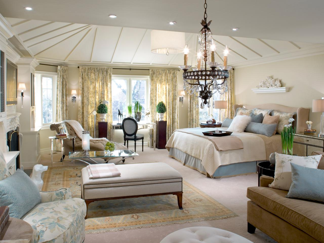 Master Bedroom Suite | Designing A Master Bedroom Retreat Haskell S Blog