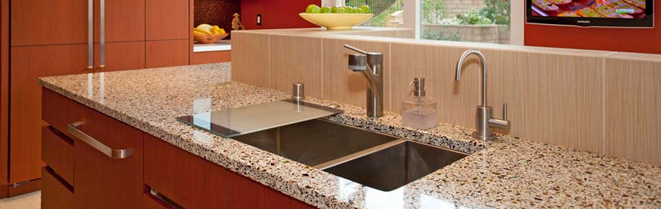 ... Are Designing Baths And Kitchens For Our Clients We Get Asked The Same  Question, U201cIs There Anything Out There Different Than Granite For A  Countertop?