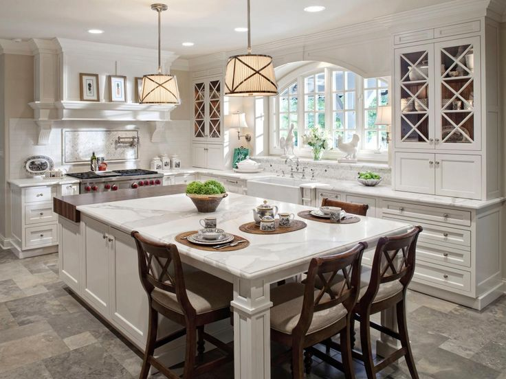 Bright Kitchens classic white kitchens - haskell's blog
