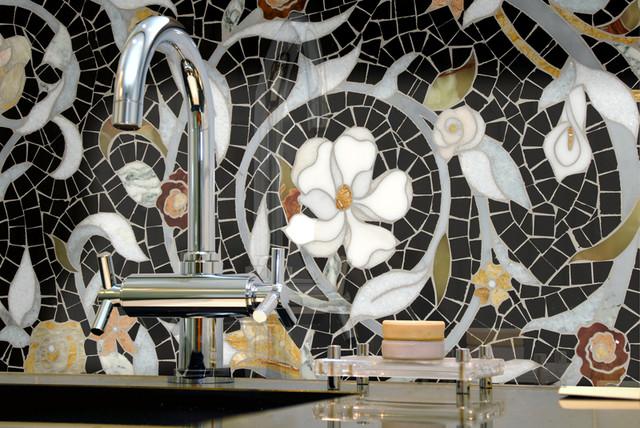 mosaique surface mosaic 2