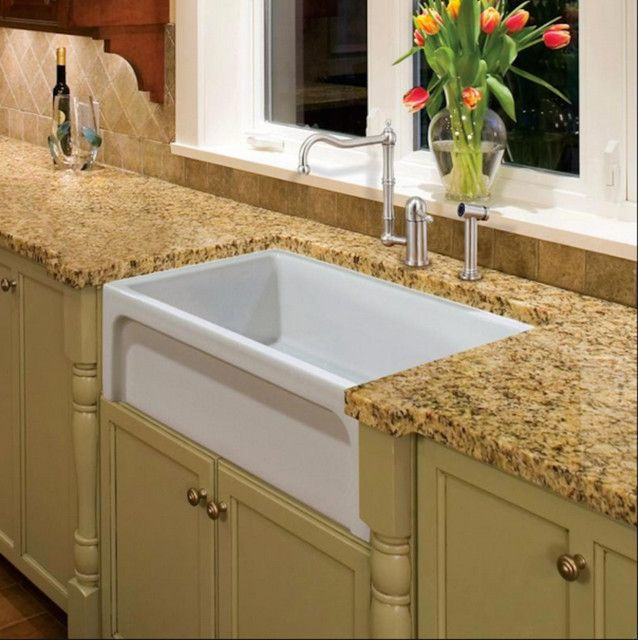 FireclayFarmhouseSink