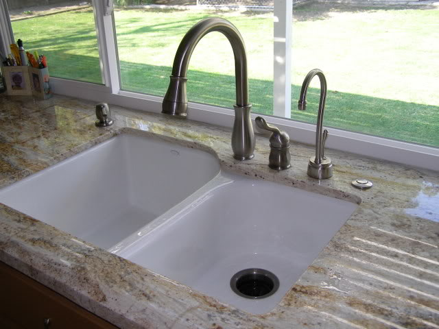 Countertop Air Switch : ... and include a disposal air switch. You will be so glad that you did