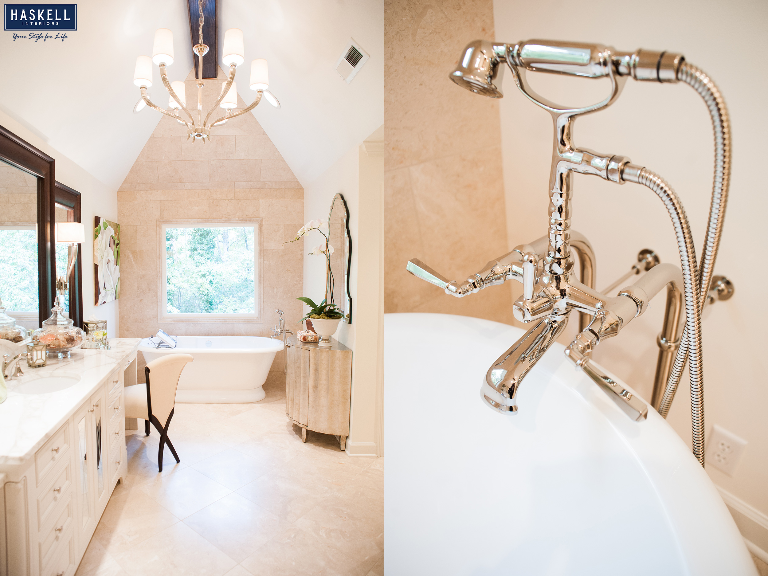 freestanding tub with faucet deck. Bathtub Faucet Choosing the Right for your Master Bath  Haskell s Blog