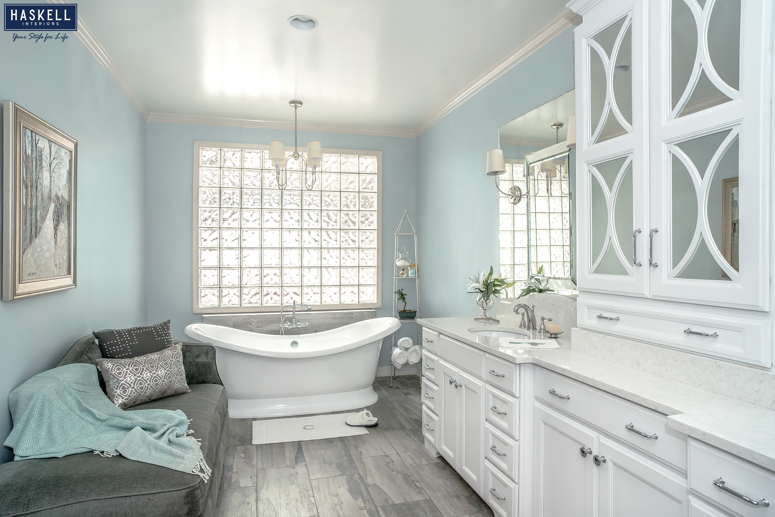 Choosing the Right Bathtub for your Master Bath - Haskell\'s Blog