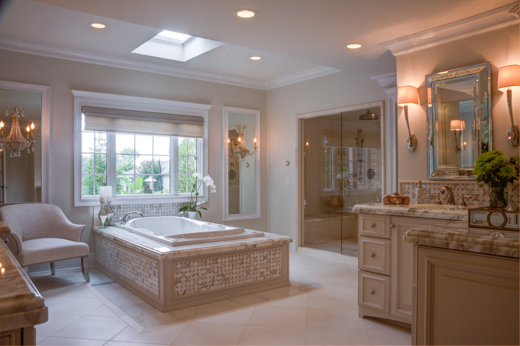 Elegant master bathrooms images for Elegant master bathrooms pictures