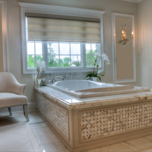 Elegant Master Bathroom-6